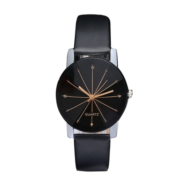 Daydreamer Leather Couple Watch