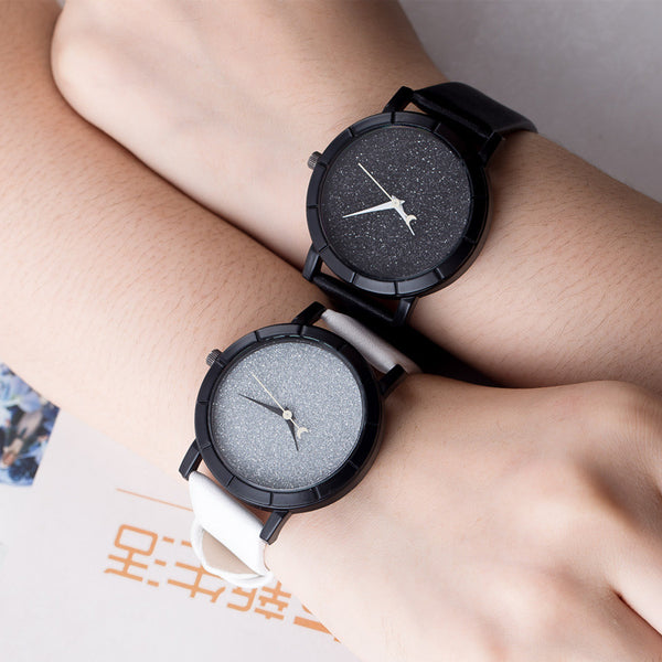 Galaxy Star Couple Watches
