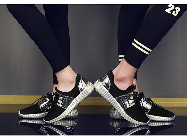 Best Selling Fashion Lace-Up Couple Shoes