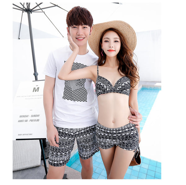 Holiday Couples Swimwear