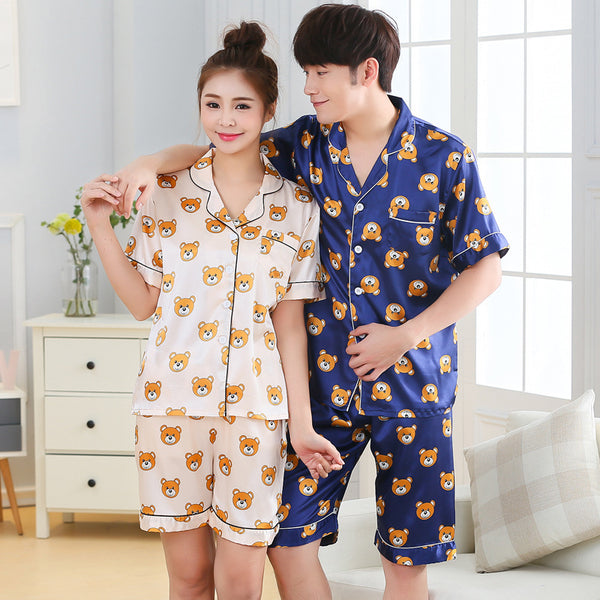 Bear Couple Pajamas