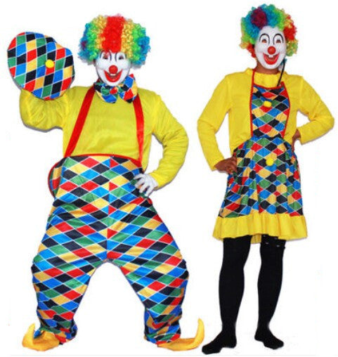 Halloween Costumes for couples costumes clown costumes for adults funny costumes performance clothing cosplay joker clothes - CoupleStuffs.com - Couple's Super Shop for Stuffs!