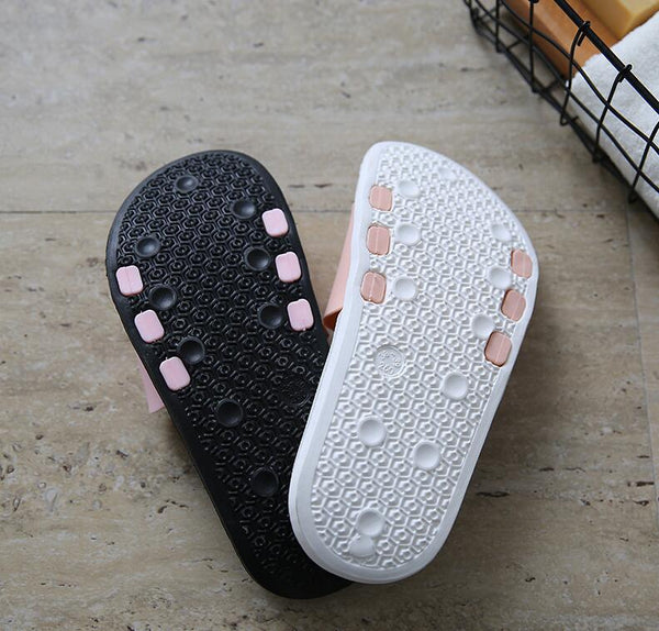 Couples Casual Flip Flops Slippers for Indoor Outdoor