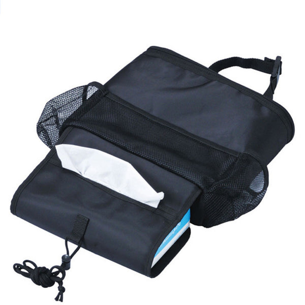 $9.95 PRICE DROP! Couple Car Cooler Bag  Insulated Back Seat Drinks Holder with Mesh Pockets - CoupleStuffs.com - Couple's Super Shop for Stuffs!