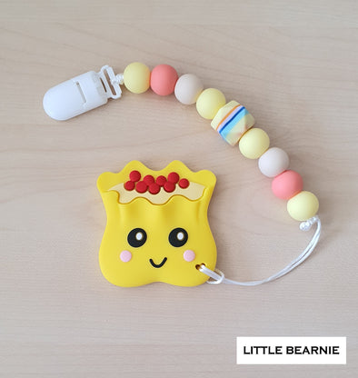 Modern Baby Teether Clip Set - Siewmai (A)