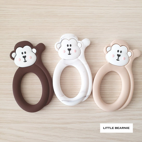 Modern Baby Teether - Cheeky Monkey