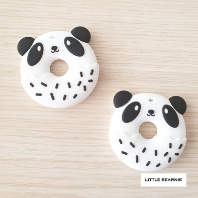 Baby Teether (Premium Range) - Panda Donut