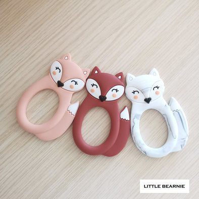 Baby Teether (Premium Range) - Kawaii Fox