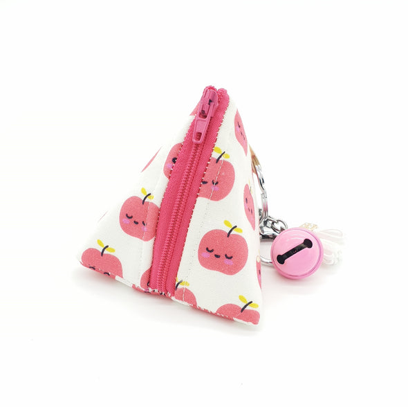 Dumpling Coin Pouch - Apples Love
