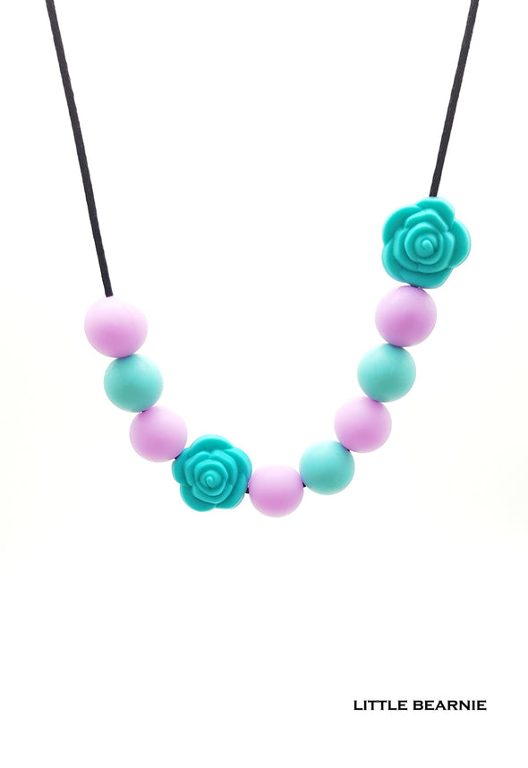 Handmade Beads Necklace  - Amelia