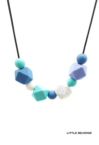 Handmade Beads Necklace  - Arielle