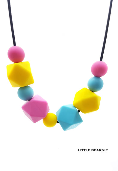 Handmade Beads Necklace - Betty