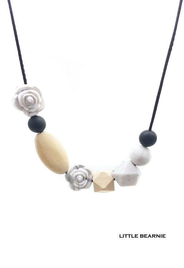 Handmade Beads Necklace  - Celine