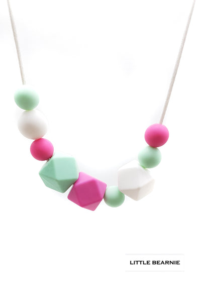 Handmade Beads Necklace  - Clarice