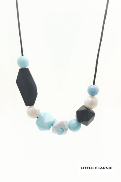 Handmade Beads Necklace  - Fynn