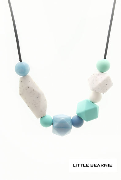 Handmade Beads Necklace  - Geraldine