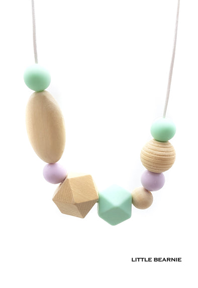 Handmade Beads Necklace  - Hannah