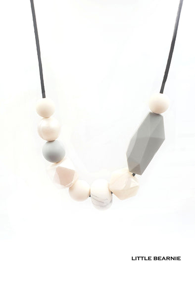 Handmade Beads Necklace  - Ivy