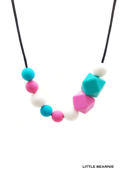 Handmade Beads Necklace  - Jacqueline