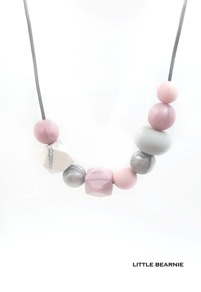 Handmade Beads Necklace  - Natalie