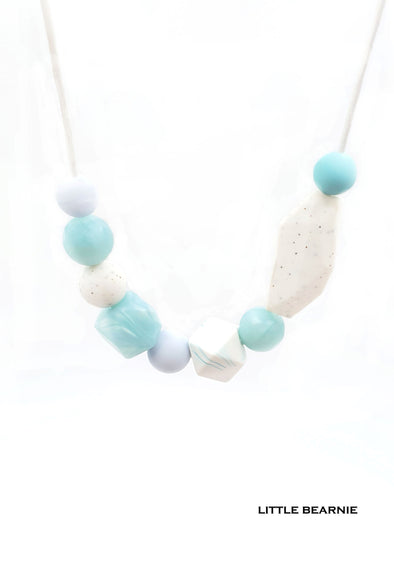 Handmade Beads Necklace  - Sabrina