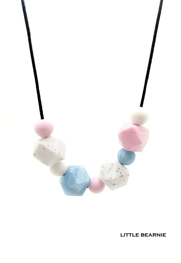Handmade Beads Necklace  - Valencia