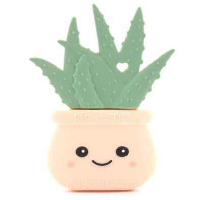 Modern Baby Teether - Hello Aloe!