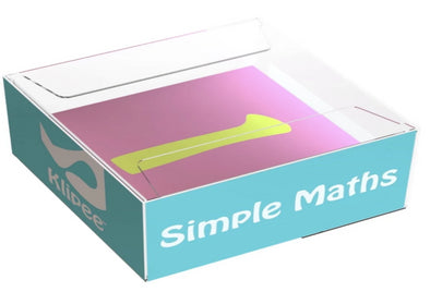 Klipee Mini Card Pack (Numeric/Mathematics Training)