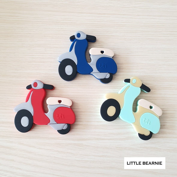 Modern Baby Teether - Scooter