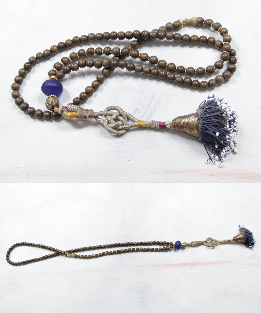 Princess of Three Continents Mala Necklace