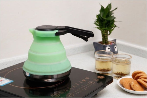 Foldable Silicone Hot Water Kettle