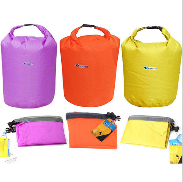 New Portable 20L 40L 70L Waterproof Bag Storage Dry Bag for Canoe Kayak Rafting Sports Outdoor Camping Travel Kit Equipment