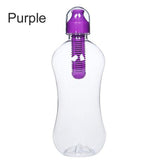 Multifunctional Hydration Filtered Sports Water Bottle
