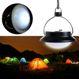 Portable Tent Umbrella Night Lamp