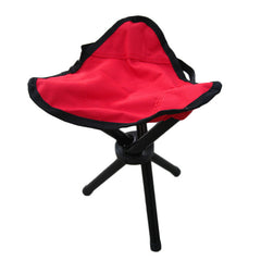 Folding Tripod Three Feet Chair Seat