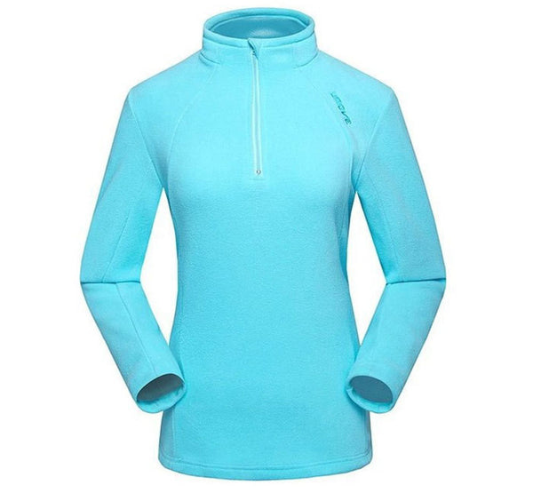 Women Outdoor Long Sleeve Clothing Windproof Coat Free Shipping Sport Camping Hiking Overcoat Thermal Fleece Jacket SH140-5