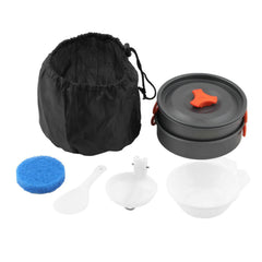 Backpacking Cooking Set