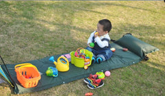 Outdoor Self-Inflatable 183*57*2.5cm Picnic Pad/Camping Mat Bed W/Pillows Anti-Wet Matress Equipment a0106 DCO