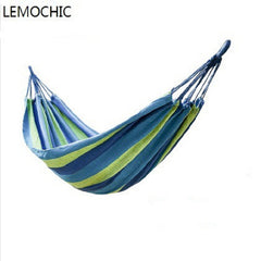 High quality sleeping barbecue camping equipment matelas gonflable picnic hammock beach mat coussin bed camping tourist hammock