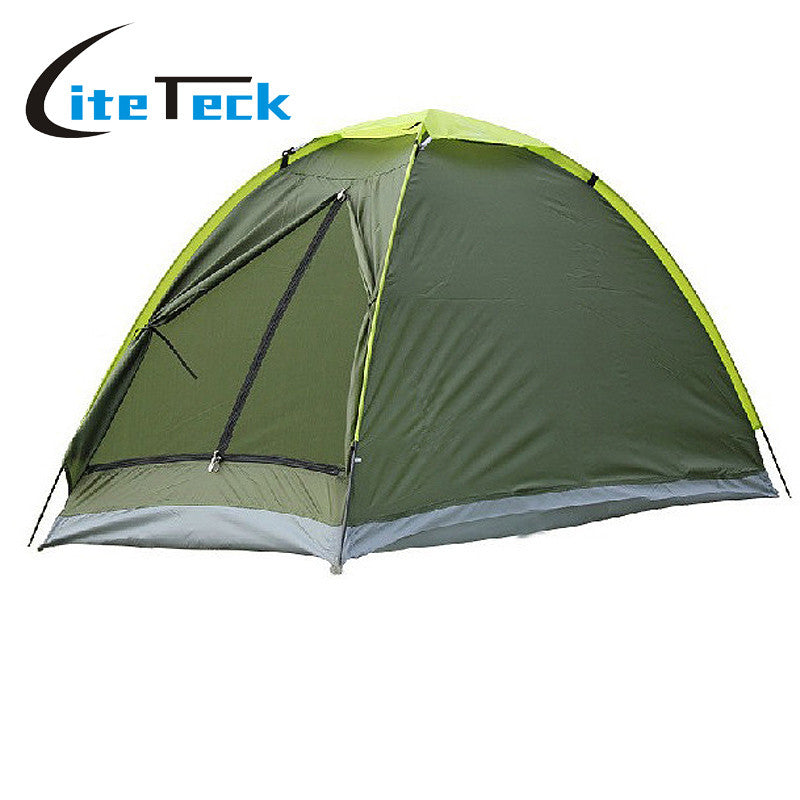 Waterproof Outdoor Camping Tent Single Layer Waterproof Portable UV-resistant 1Person Fishing Tent