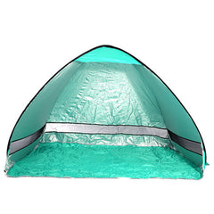 9 Colors Promotion Outdoors Automatic Camping Tents  Beach Tent Tabernacle Multifunctional Sun Shelter Barraca De Acampamento