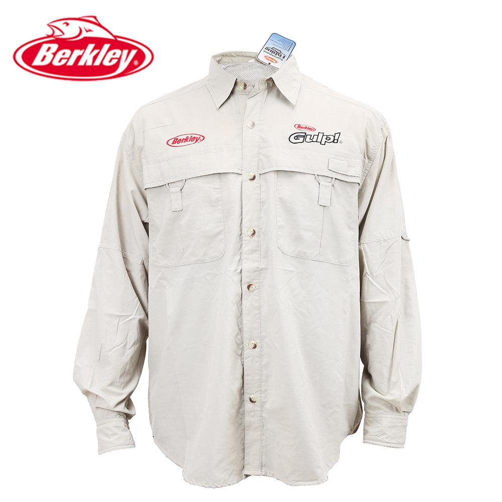 2016 Berkly Brand high quality polyester quick dry fishing clothes sunscreen clothing SP30+ S M L XL XXL lure sun protection