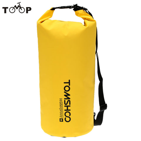 20L Outdoor Waterproof Dry Bag for Canoe Kayak Rafting Camping Rafting Bags Travel Bag Portable Travel Kits
