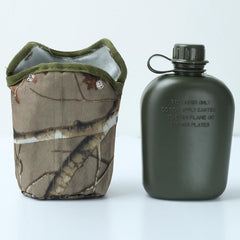 Army Style Patrol Water Bottle