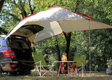 DANCHEL Car Family Awning Camper Camping Tent for all SUV MPV Anti-uv canopy tenda Tents tienda de techo