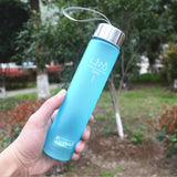 Portable Bike Sports Unbreakable Water Bottle