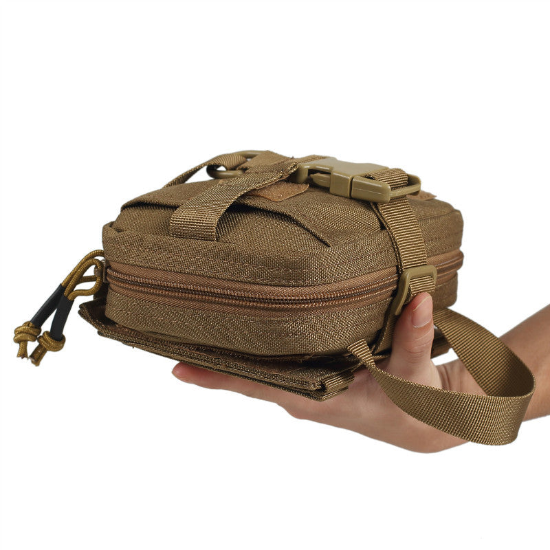 OneTigris Military Tactical MOLLE Quick Detach EMT/First Aid Pouch Medical Bag Camping Treatment Emergent Pouch First Aid Kit