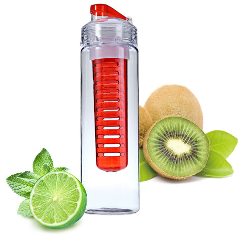 Fruit Infuser Water Sports Bottle