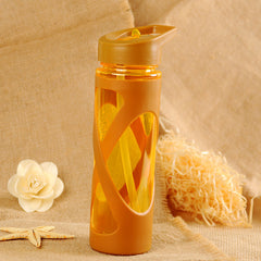 Seal Straw Sport Water Bottle
