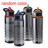 Flip Straw Tritan Drinks Bottle